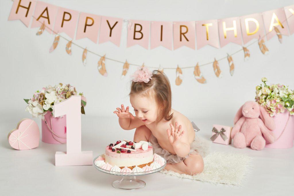 Décoration pour le premier anniversaire de bébé
