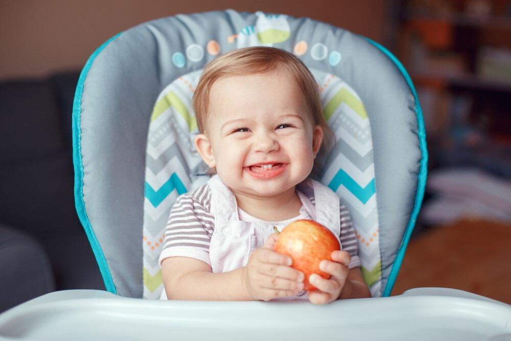 Décorer la chaise haute de son bébé !