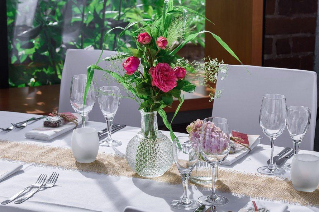DIY : Chemins de table de mariage