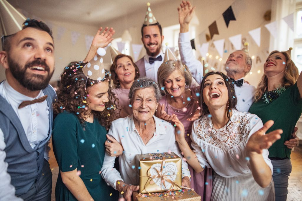 Cadeau DIY : Carte pour la fête des grands-mères