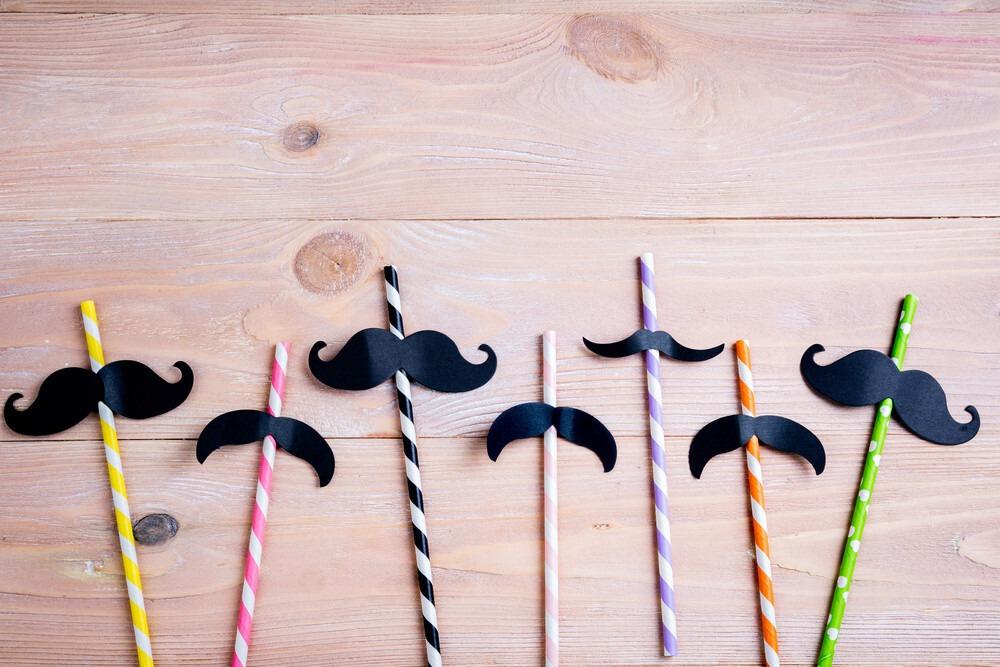 DIY : Réaliser ses pailles à moustache soi-même