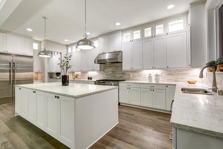 4 conseils à suivre pour installer une cuisine moderne chez soi