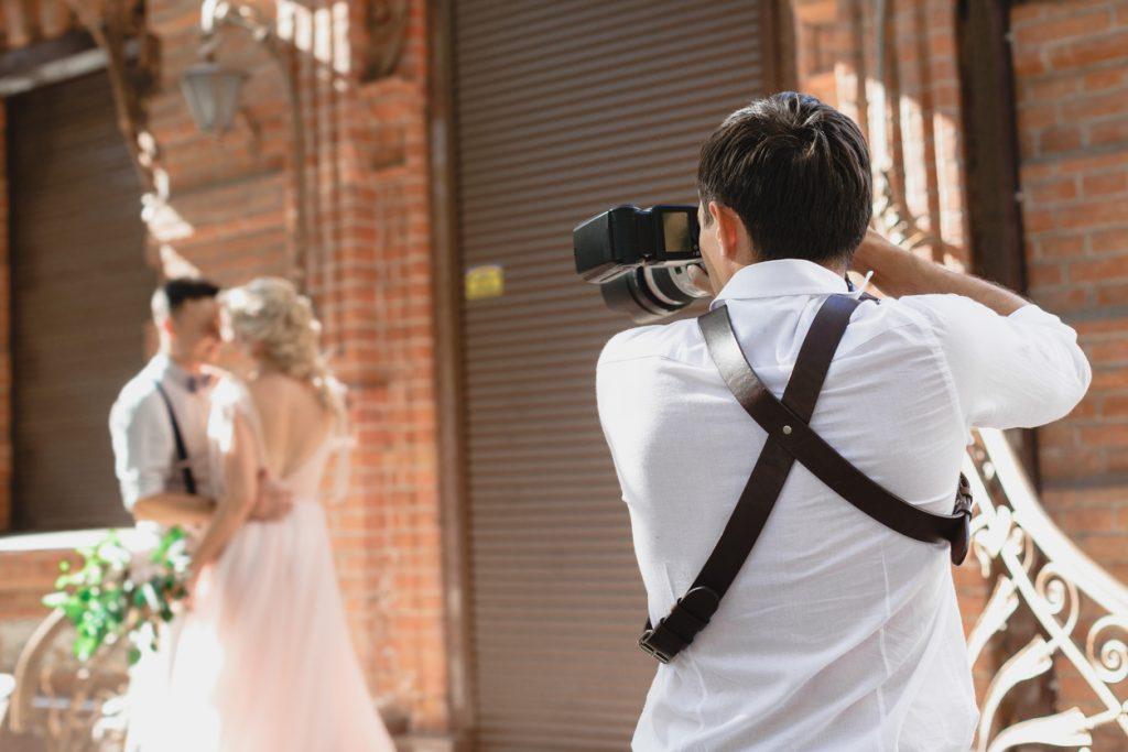 Un reportage photo pour votre mariage