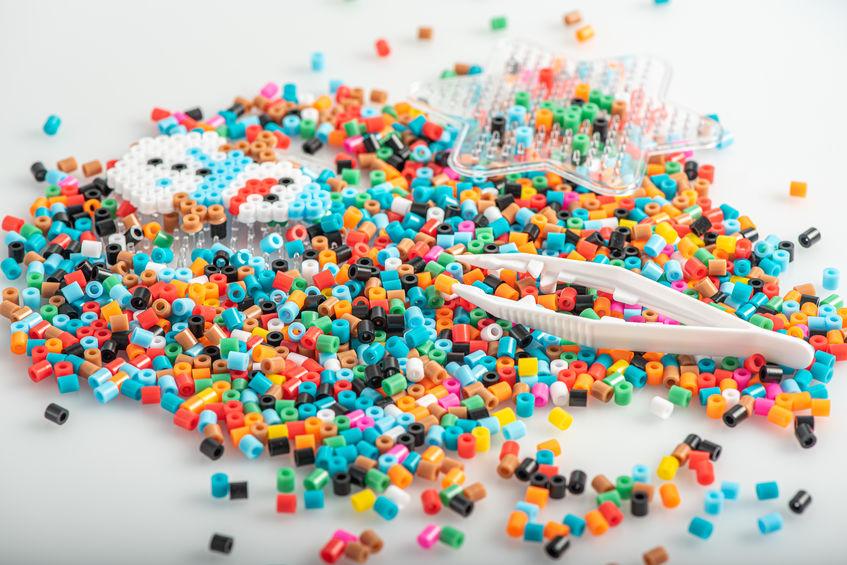 Tout savoir sur les perles à repasser : comment s'en servir ?