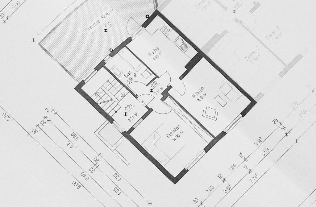 Réaliser les plans de son extension de maison