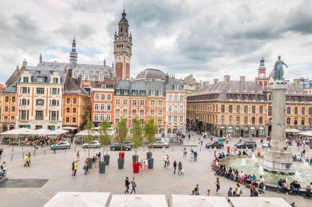 Lille : les plus beaux endroits pour réaliser ses photos de famille