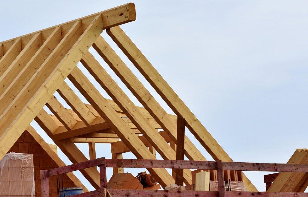 Faire une extension de maison à toit plat